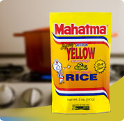 Mahatma Spicy Yellow Rice America S Favorite Rices 2